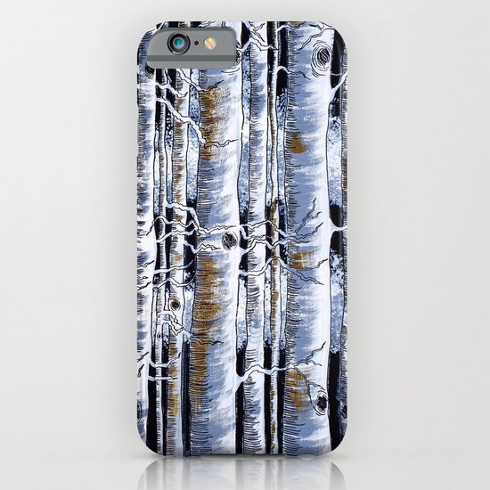 Birch Slap iPhone & iPod Case
