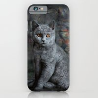 cats instantaneous iPhone 6 Slim Case