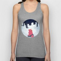 the age of curious Unisex Tank Top