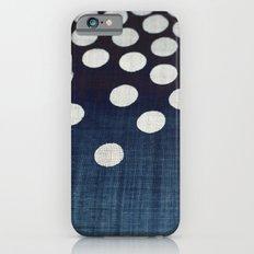 Indigo iPhone 6s Slim Case