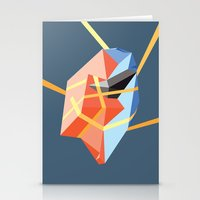 Stationery Card featuring Bound Together by Robert Cooper