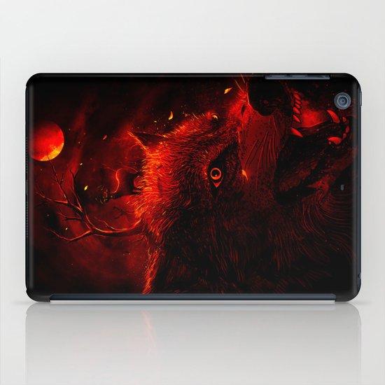 Red Dream iPad Case