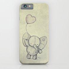Cute Elephant II iPhone 6s Slim Case