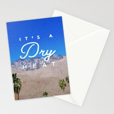 It's A Dry Heat Stationery Cards