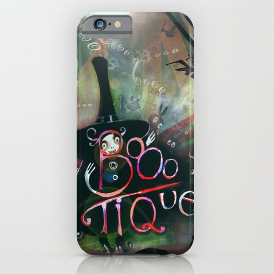 BOOO-tique! iPhone & iPod Case