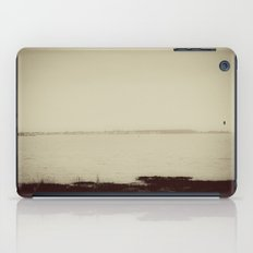 Long Island Sound - New Haven iPad Case