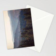 Yosemite Mountains  Stationery Cards