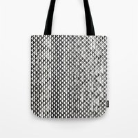 Triangle Tote Bag