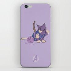 Cateye of the Catvengers iPhone & iPod Skin