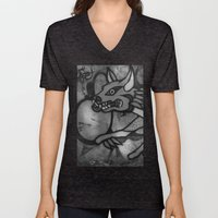 Garuda Dog Unisex V-Neck