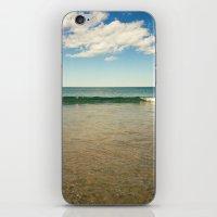 clear ocean water iPhone & iPod Skin