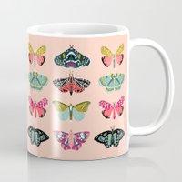 Lepidoptery No. 1 By And… Mug