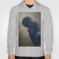 Black Cockatoo No 1 Hoody