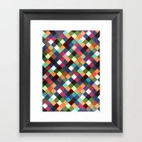 Reflektor Framed Art Print