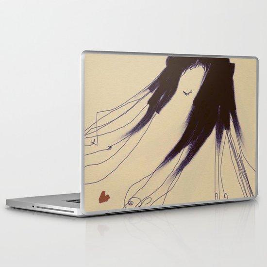De loin Laptop & iPad Skin