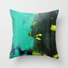 Abstract Painting 7 Throw Pillow