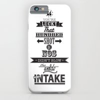 The Fast And The Furious iPhone 6 Slim Case