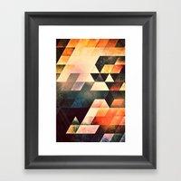 styck Framed Art Print