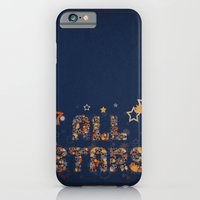 iPhone & iPod Case featuring All Stars by F. C. Brooks