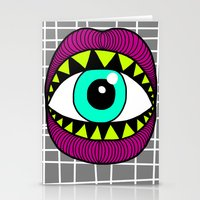 Eye'm Gonna Eat You Stationery Cards