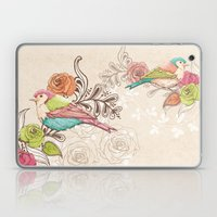 Country Garden Laptop & iPad Skin