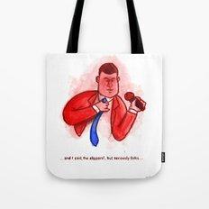 The Blake Show Tote Bag