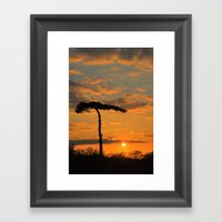 Out Of Chingford Framed Art Print