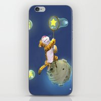 Stars Shepherd iPhone & iPod Skin