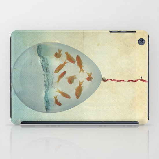 balloon fish 03 iPad Case