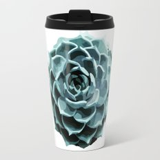 Succulent Echeveria II Travel Mug