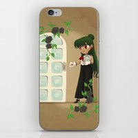 Retro Sailor Pluto iPhone & iPod Skin