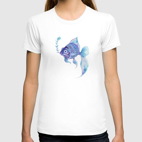 Baby Blue #5 T-shirt