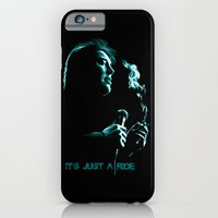 iPhone & iPod Case featuring Bill Hicks 1961-1994 – It's Just A Ride by Andrew Treherne