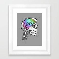 Love Ingrained Framed Art Print