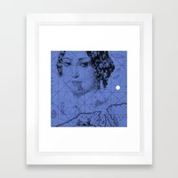 JR-1 Framed Art Print