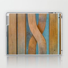 Cross the Wood Laptop & iPad Skin