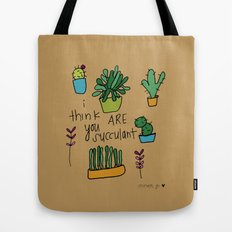 Plant Love. Tote Bag