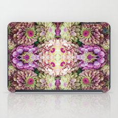 Dark floral iPad Case
