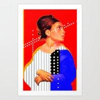 Gioconda (?) Art Print