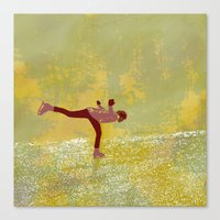 Dreamers Fly Canvas Print