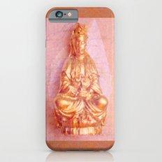 Rose-Bronze Kwan Yin Slim Case iPhone 6s