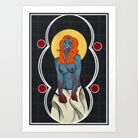 Mary of Magdala Art Print