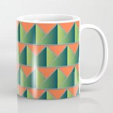 Fake 3D triangles Mug