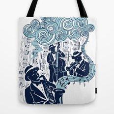 Got the Blues Tote Bag