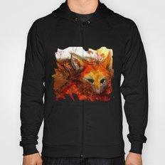 Fox in Sunset III Hoody