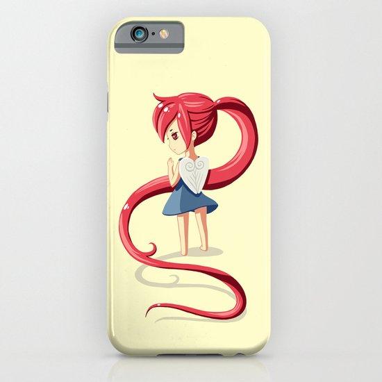 Ponytail iPhone & iPod Case