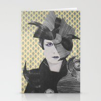LOUSIE TRANENPALAST Stationery Cards