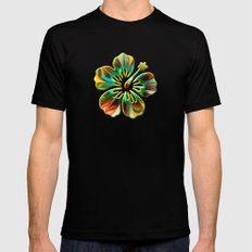 Be Careful, Fragile! Black SMALL Mens Fitted Tee