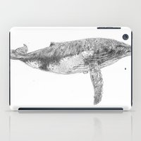 A Humpback Whale iPad Case