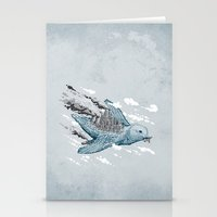 Cleaning The World Stationery Cards